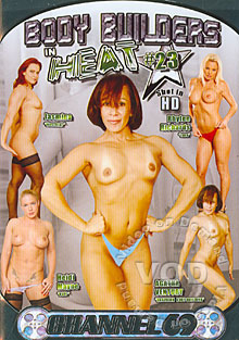 Body Builders In Heat #23 Box Cover