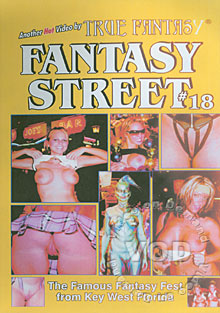 Fantasy Street 18 Box Cover