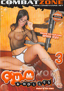 Cumaholics 3 Box Cover