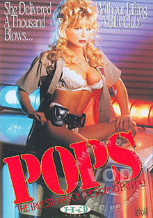 POPS - The True Stories Of The Porno Patrol Box Cover