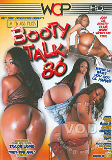 Booty Talk 86 Box Cover