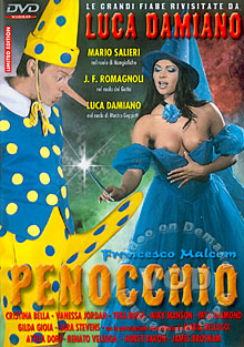 Penocchio Box Cover