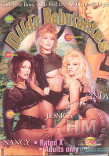 Dildo Debutantes Box Cover
