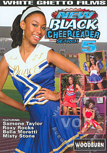 New Black Cheerleader Search 5 Box Cover