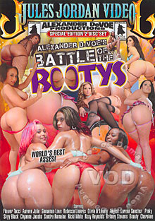 Battle Of The Bootys - Disc One Box Cover