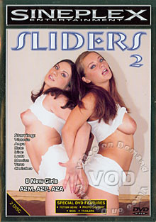 Sliders 2 Box Cover