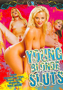Young Blonde Sluts Box Cover
