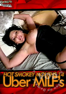 Hot Smokey Mouths 14 - Uber MILFs Box Cover