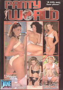 Panty World Issue 10 Box Cover