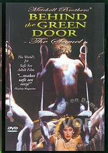 Behind The Green Door - The Sequel Box Cover