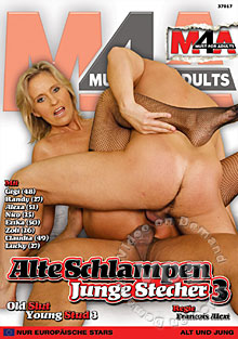 Alte Schlampen Junge Stecher 3 - Old Slut Young Stud 3 Box Cover