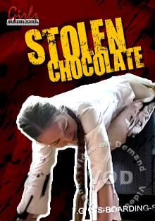 Stolen Chocolate Box Cover