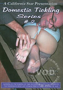Domestic Tickling Series #2 Box Cover