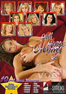 All Those Moms #2 Box Cover
