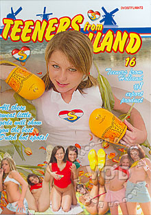 Teens From Holland 16 Box Cover