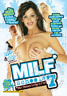 MILF School 7 Box Cover