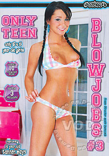 Only Teen Blowjobs #3 Box Cover