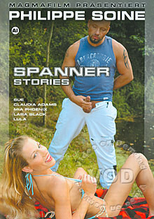 Spanner Stories Box Cover