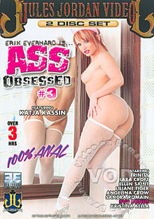 Ass Obsessed 3 (Disc 2) Box Cover