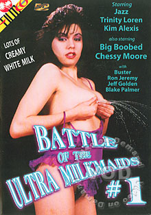 Battle Of The Ultra Milkmaids #1 Box Cover