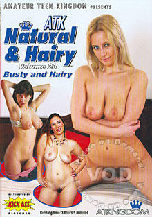 ATK Natural & Hairy Volume 23 - Busty And Hairy