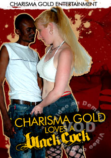 Charisma Gold Loves A Black Cock Box Cover