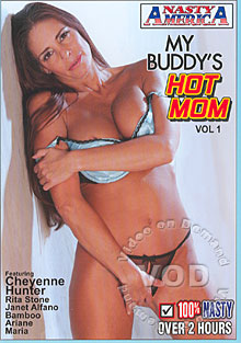 My Buddy's Hot Mom Vol. 1