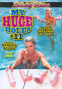 My Huge Holes #11 Box Cover