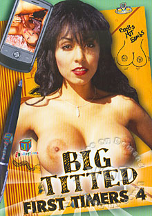 Big Titted First Timers 4 Box Cover