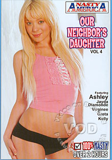 Our Neighbor's Daughter Vol. 4