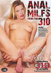 Anal MILFS From The 310 Box Cover