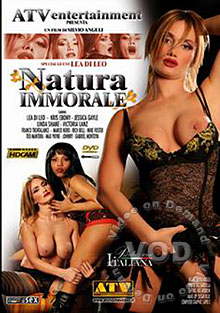 Natura Immorale Box Cover
