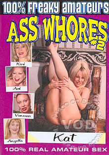 Ass Whores #2 Box Cover