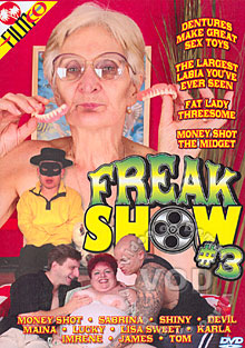Freak Show #3 Box Cover