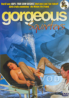 Gorgeous Squirters Box Cover