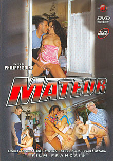 Mateur Box Cover