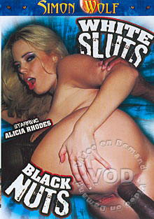 White Sluts Black Nuts Box Cover