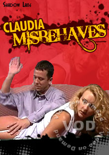 Claudia Misbehaves Box Cover