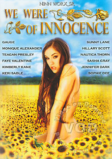 We Were Of Innocence Box Cover