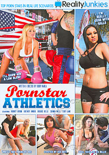 Pornstar Athletics Box Cover