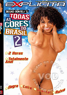 Todas As Cores Do Brasil 2 Box Cover