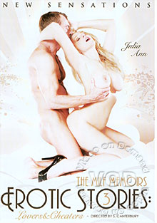 Erotic Stories 3: Lovers And Cheaters - The MILF Memoirs Box Cover - Login to see Back