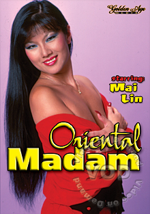 Oriental Madam Box Cover