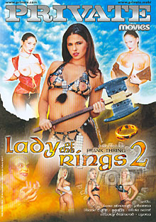 Lady Of The Rings 2 Box Cover