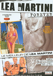 Lea Martini Forever Box Cover