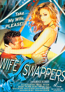 Wife Swappers Box Cover