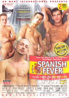 Spanish Fever Box Cover