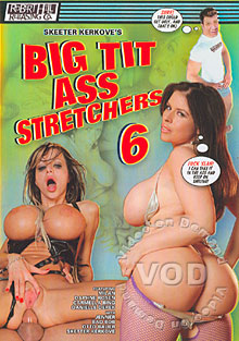 Big Tit Ass Stretchers 6 Box Cover