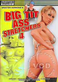 Big Tit Ass Stretchers 4 Box Cover
