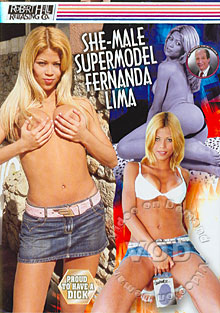 She-Male Supermodel - Fernanda Lima Box Cover